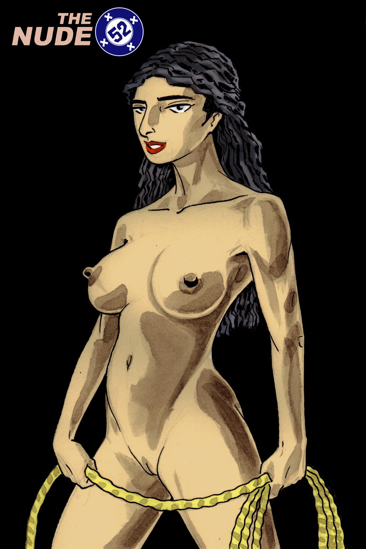 Nude52-WonderWoman