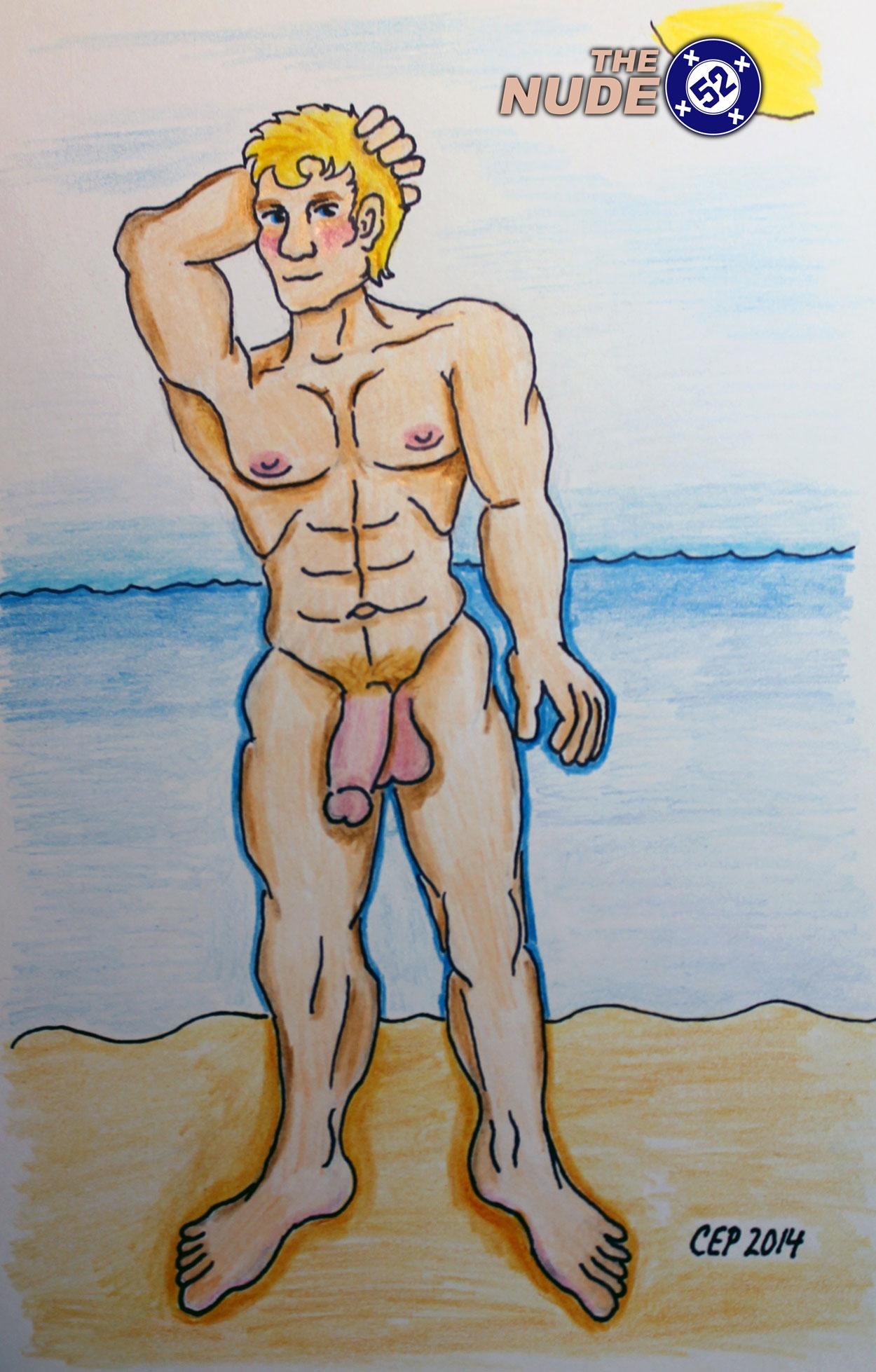 Nude 52 Aqualad