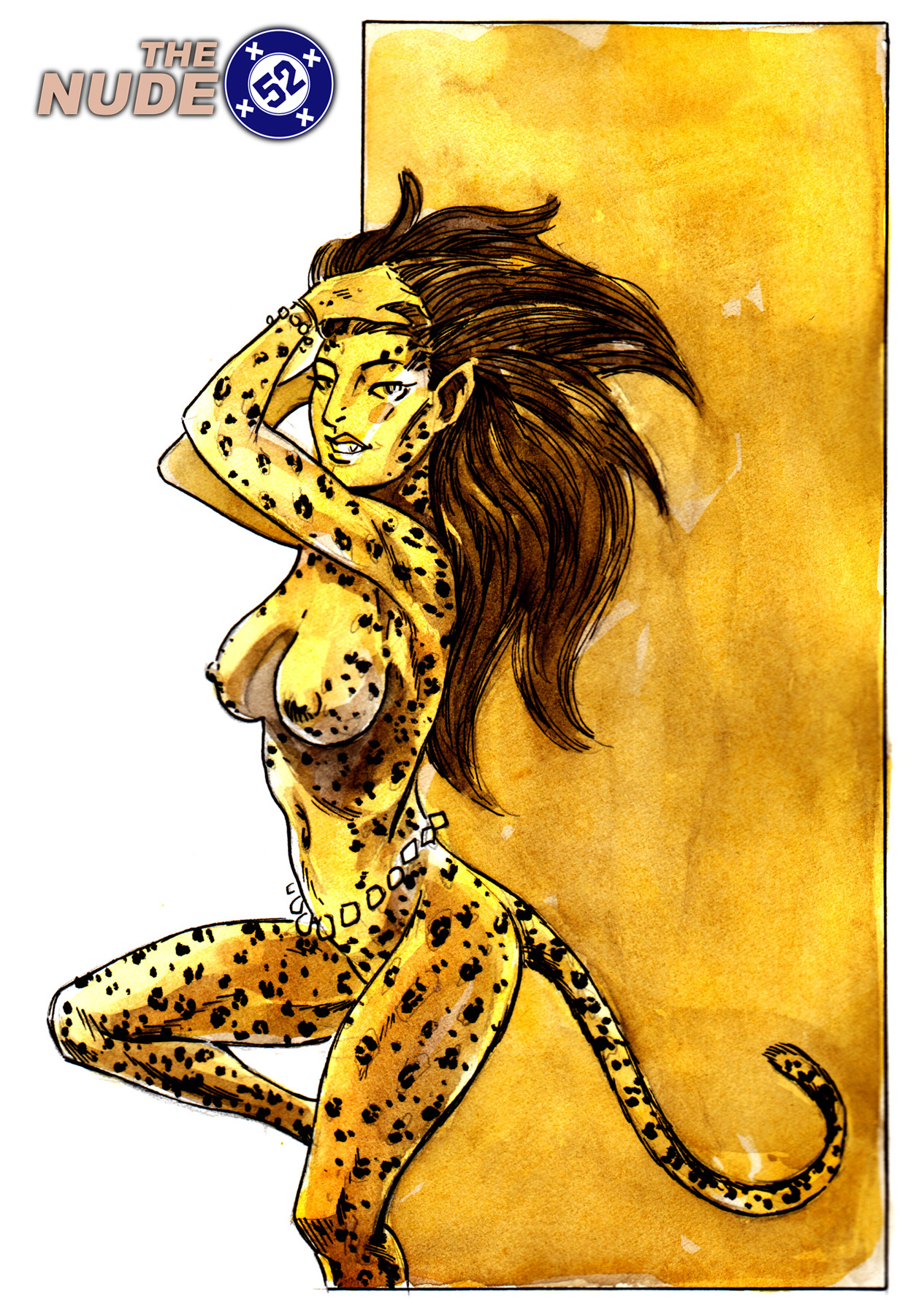 nude Cheetah