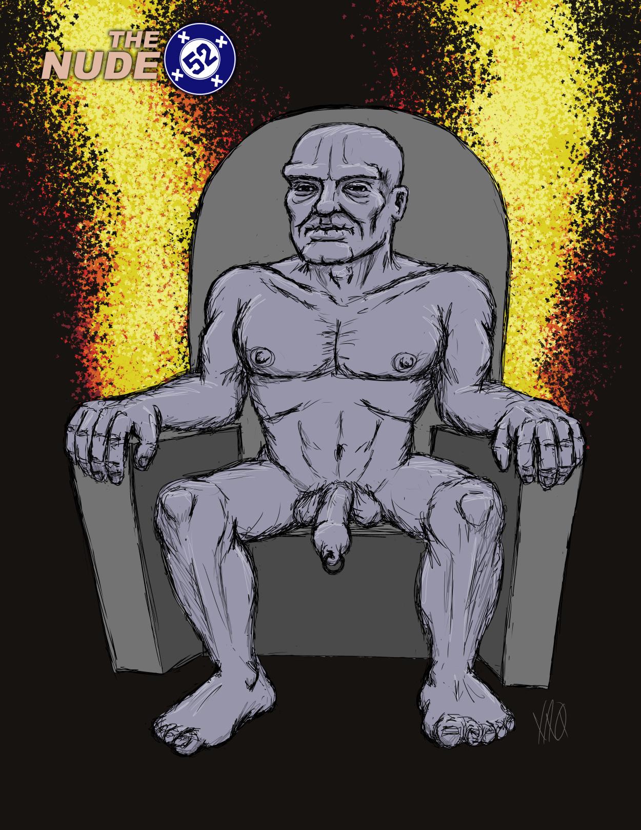 Nude 52 Darkseid