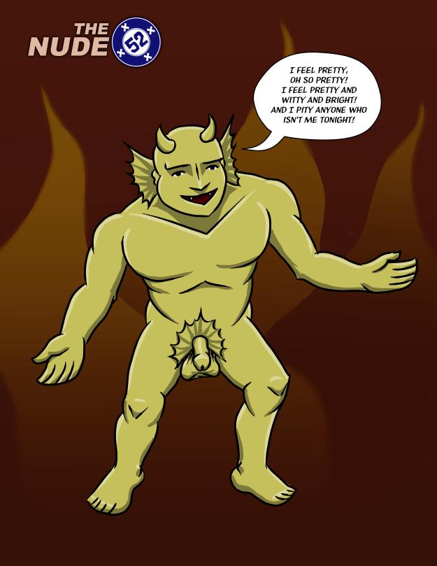 Nude Etrigan