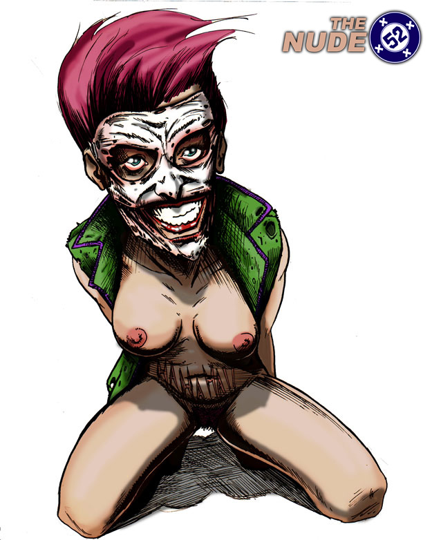 nude Joker's Daughter