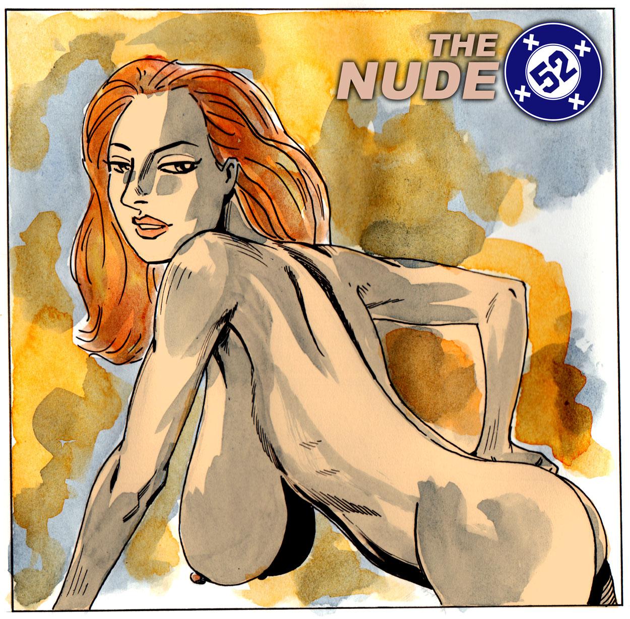 nude Lana Lang