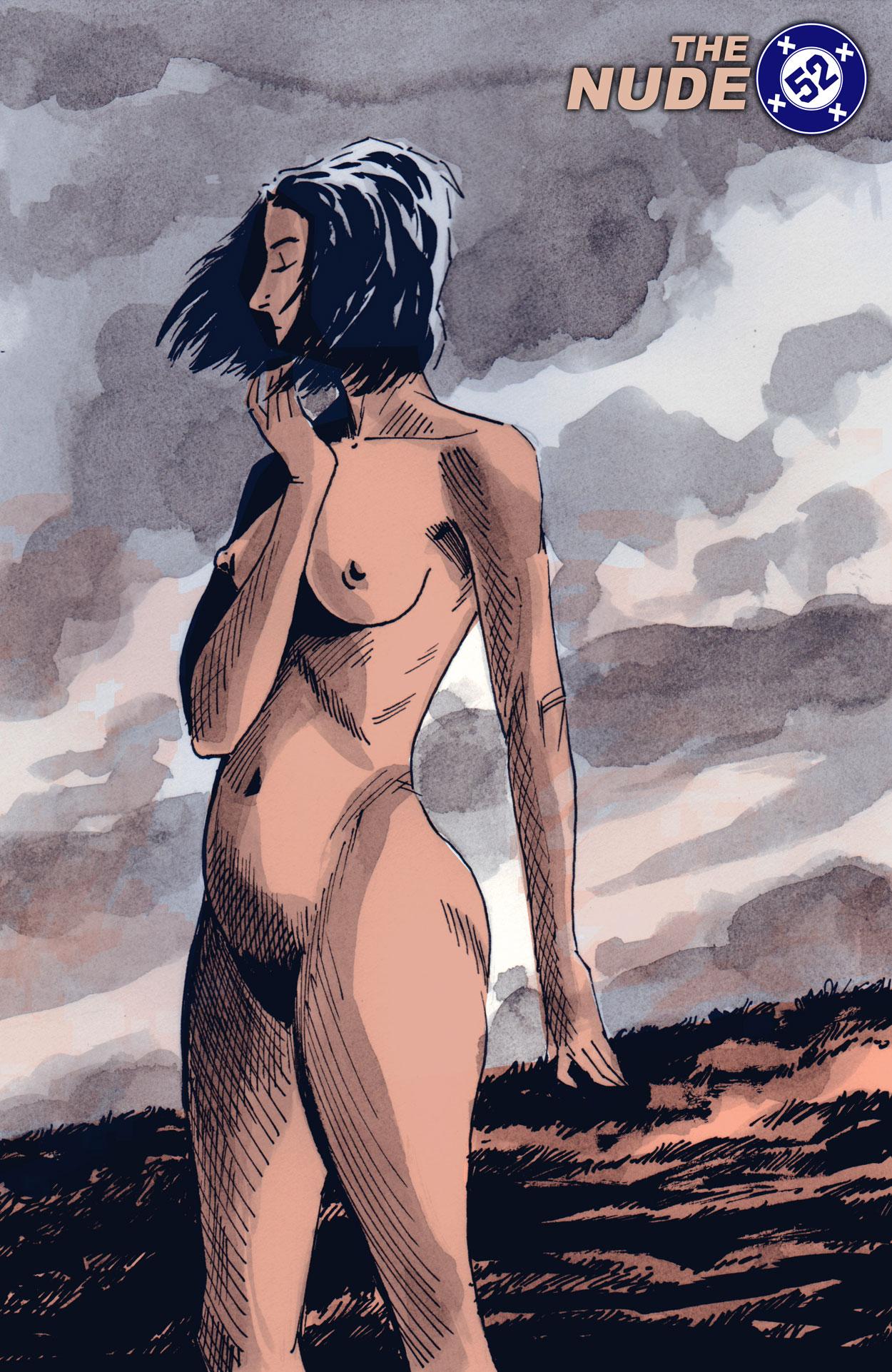 nude Raven