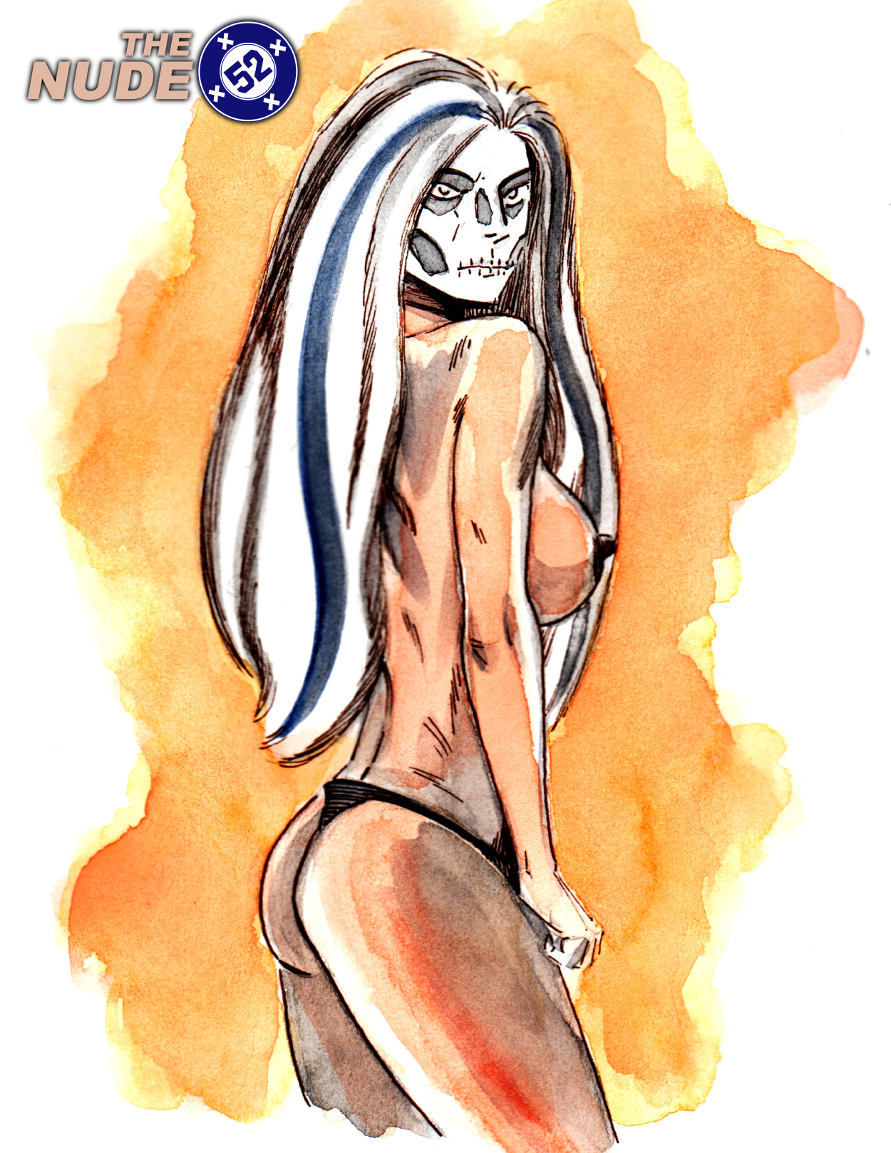 nude Silver Banshee