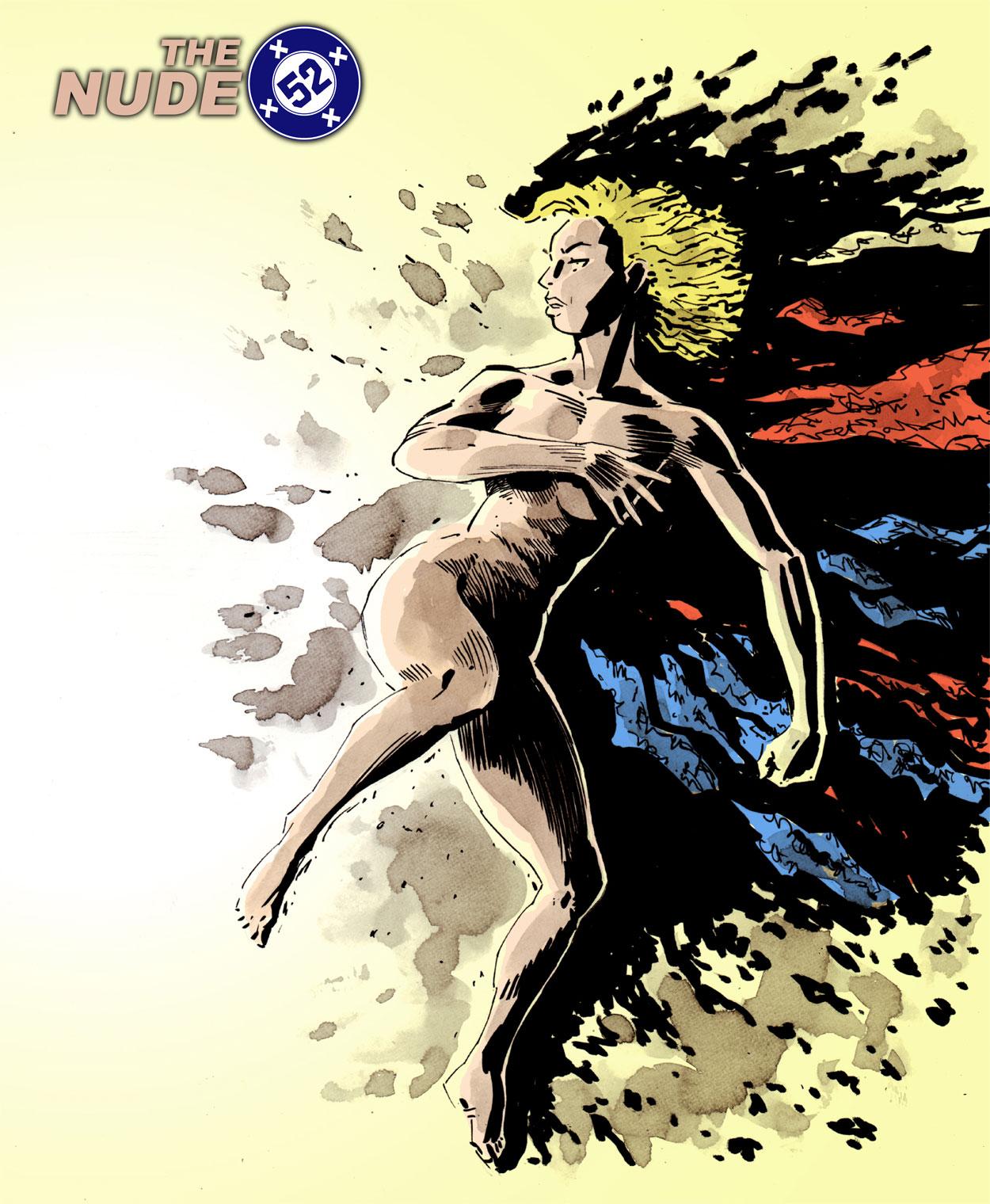 Nude-Supergirl