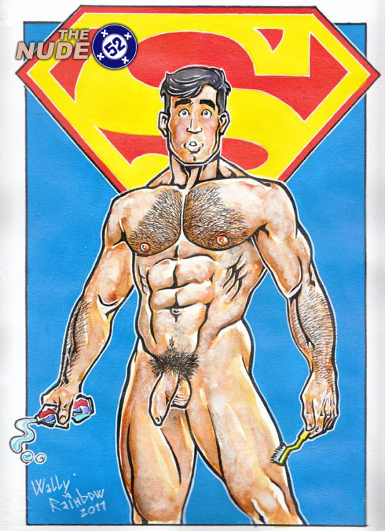 Nude Superman